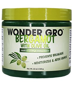 Bergamot With Olive Oil Hair And Scalp Conditioner