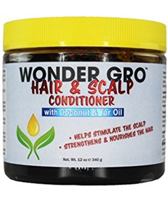 Coconut And Tar Oil Hair And Scalp Conditioner