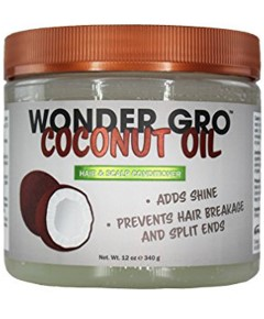 Coconut Oil Hair And Scalp Conditioner