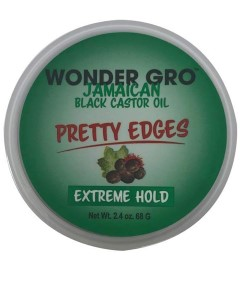 Jamaican Black Castor Oil Pretty Edges Extreme Hold