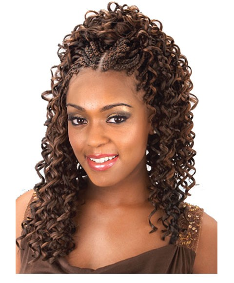Casino Bulk Synthetic Braiding Hair