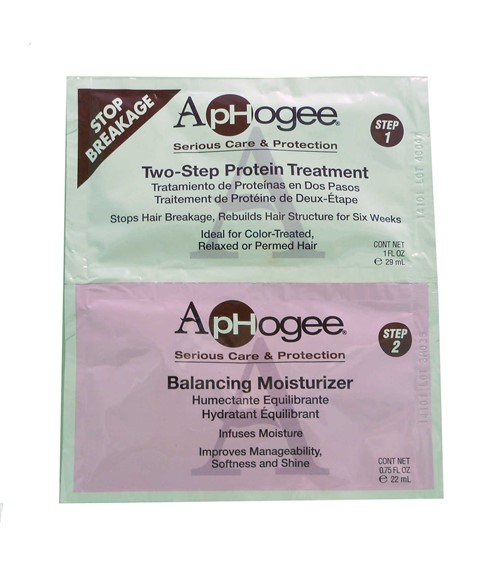 Aphogee Stop Breakage Treatment Sachet