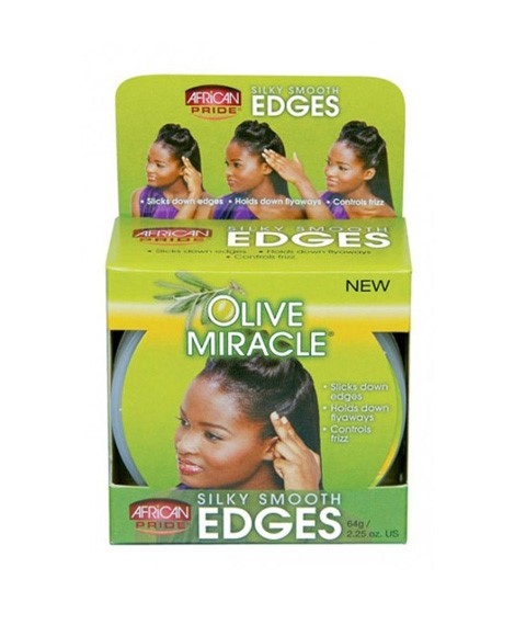 Olive Miracle Smooth Edges