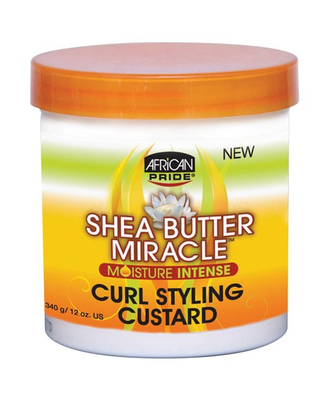 Shea Butter Miracle Curl Styling Custard