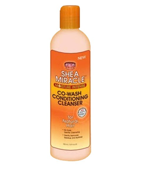 Shea Miracle Moisture Intense Co Wash Cleanser