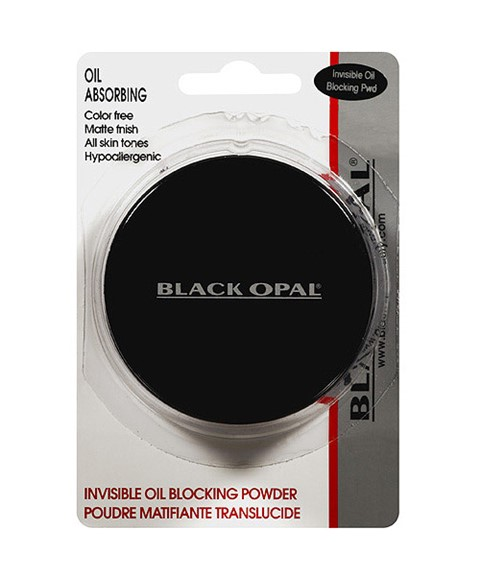 Oil Absorbing Invisible Oil Blocking Pressed Powder
