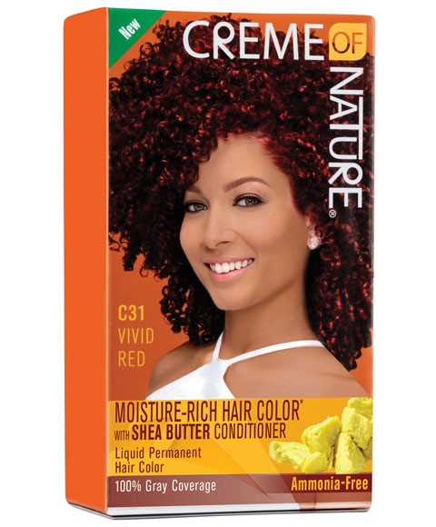 Shea Moisture Rich Hair Color Womens Hair Color Hair