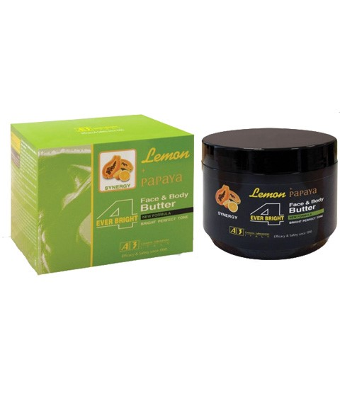 Lemon Plus Papaya Face And Body Butter