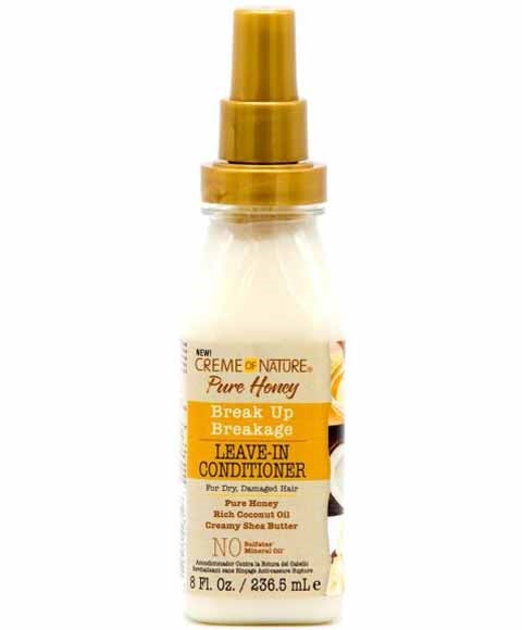 Pure Honey Break Up Breakage Leave In Conditioner