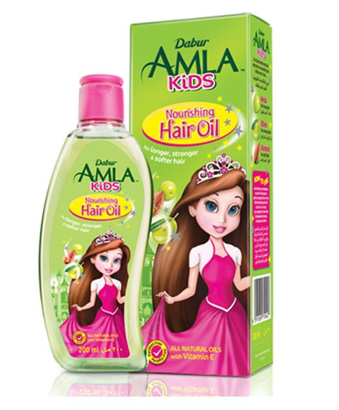 Amla Kids Nourishing Hair Oil