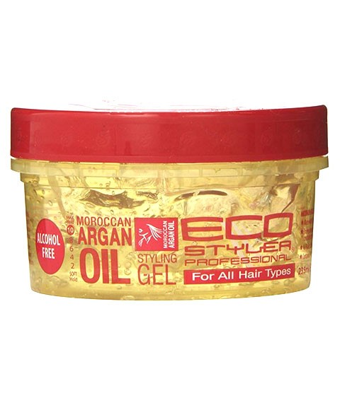 Moroccan Argan Oil Styling Gel