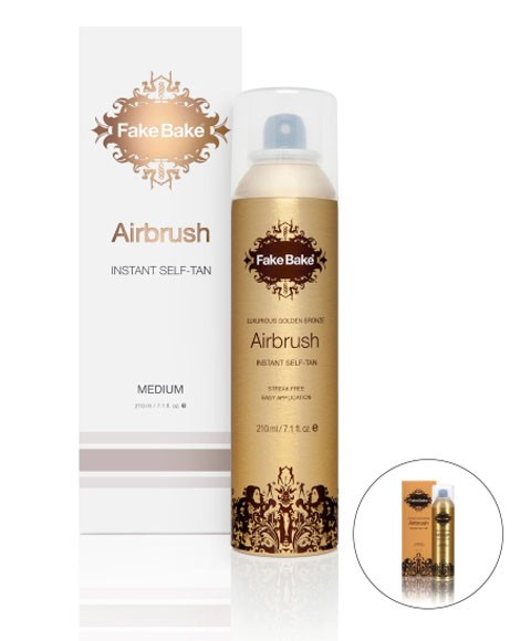 Airbrush Instant Self Tan