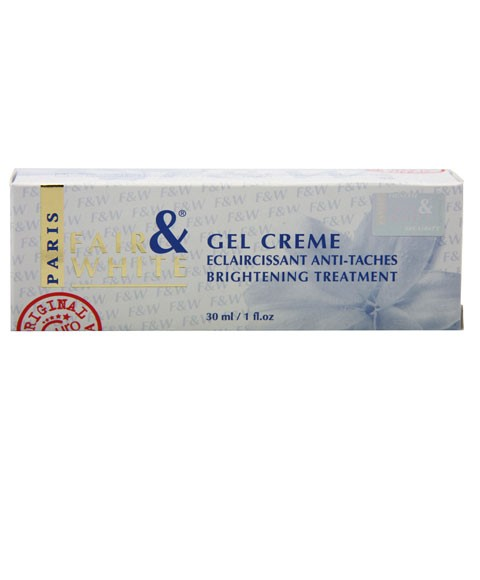 Gel Creme Brightening Treatment