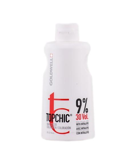 Topchic Permanent Hair Color Cream Developer Lotion Goldwell