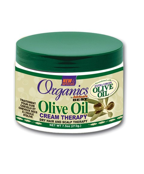 Olive Oil Cream Therapy