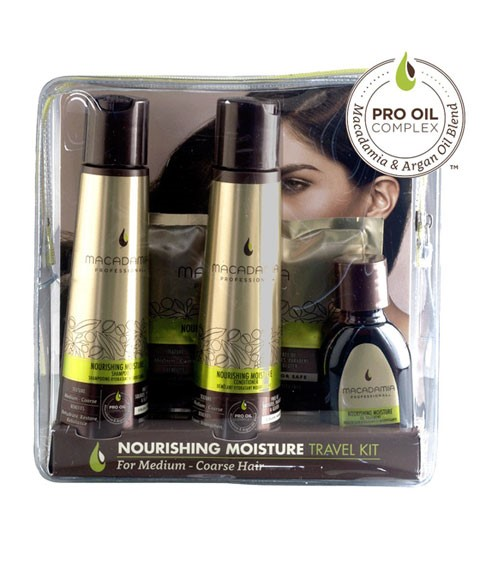 Nourishing Moisture Travel Kit