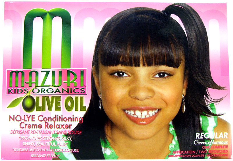 Relaxers For Kids No Lye Relaxer Afro Hair Relaxer