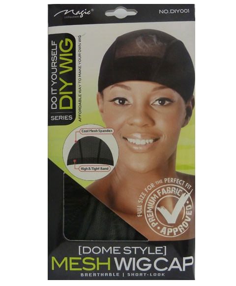 DIY Series Dome Style Mesh Wig Cap DIY001