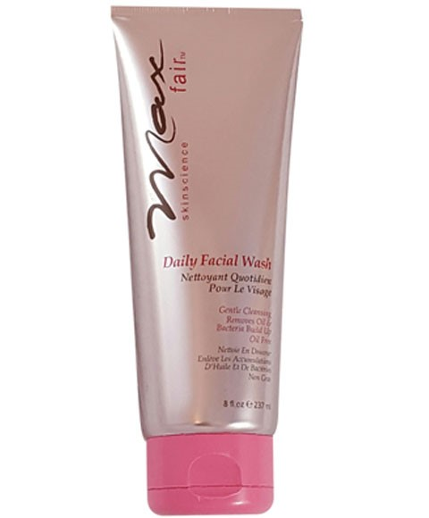 Max Fair Daily Facial Wash