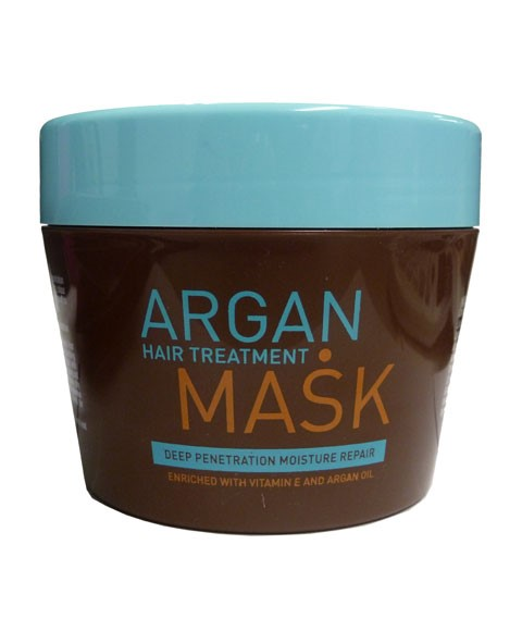 how to use hair treatment mask