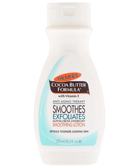 Cocoa Butter Formula Vitamin E Anti Aging Smoothing Lotion