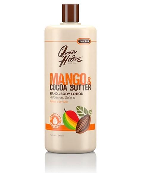 Mango moisturizer