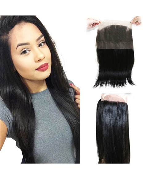 Brazilian Temptation 360 Lace Frontal HH Straight