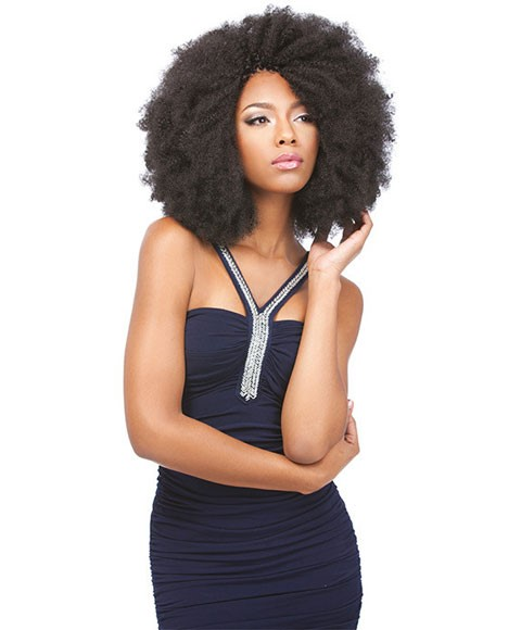 African Collection Syn Afro Kinky Bulk