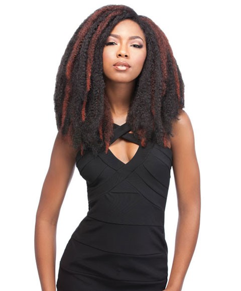 African Collection Syn Jamaican Locks