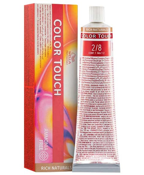 Wella Color Touch Rich Naturals