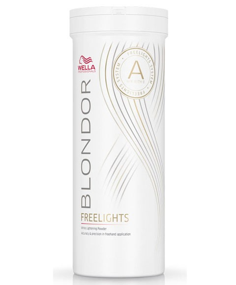 Blondor Freelights White Lightening Powder