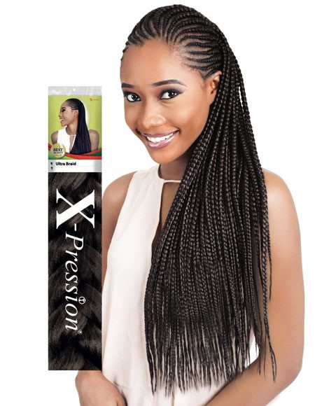 X Pression Ultra Braid