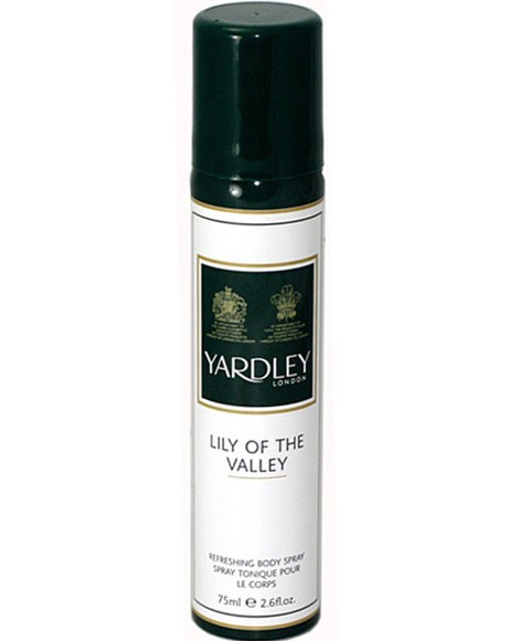 Lily Of The Valley Refreshing Body Spray