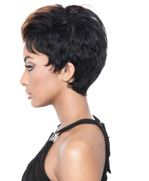 Queen b series syn alicia swept wig synthetic hair wigs - Diva futura club ...