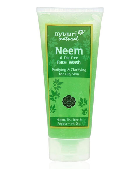 Neem And Tea Tree Face Wash