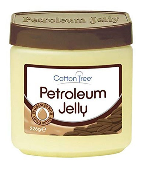 Cotton Tree Cocoa Butter Petroleum Jelly