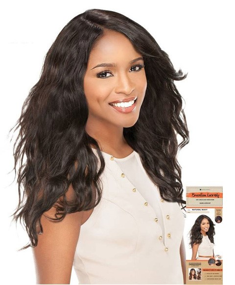 Brazilian Lace Wig HH Natural Wavy