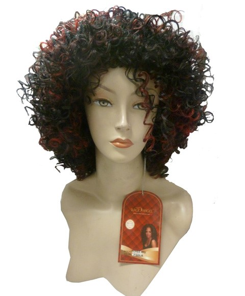 Black Angel Syn Rohee Wig Black Angel Hair Collection Afro Hair